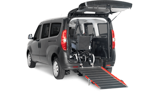 Large Wheelchair Accessible Vehicle